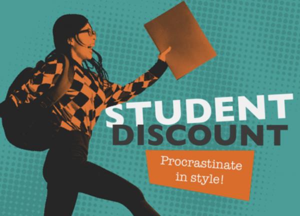 Gravity student offer
